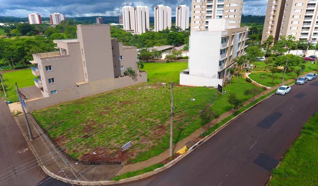 Terreno Comercial em Ribeirão Preto, bairro Jardim Nova Aliança Sul