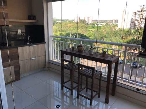 Apartamento, código 1722137 em Ribeirão Preto, bairro Jardim Nova Aliança Sul