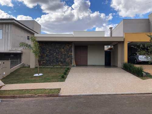 Casa de Condomínio, código 1722237 em Ribeirão Preto, bairro Quinta da Primavera