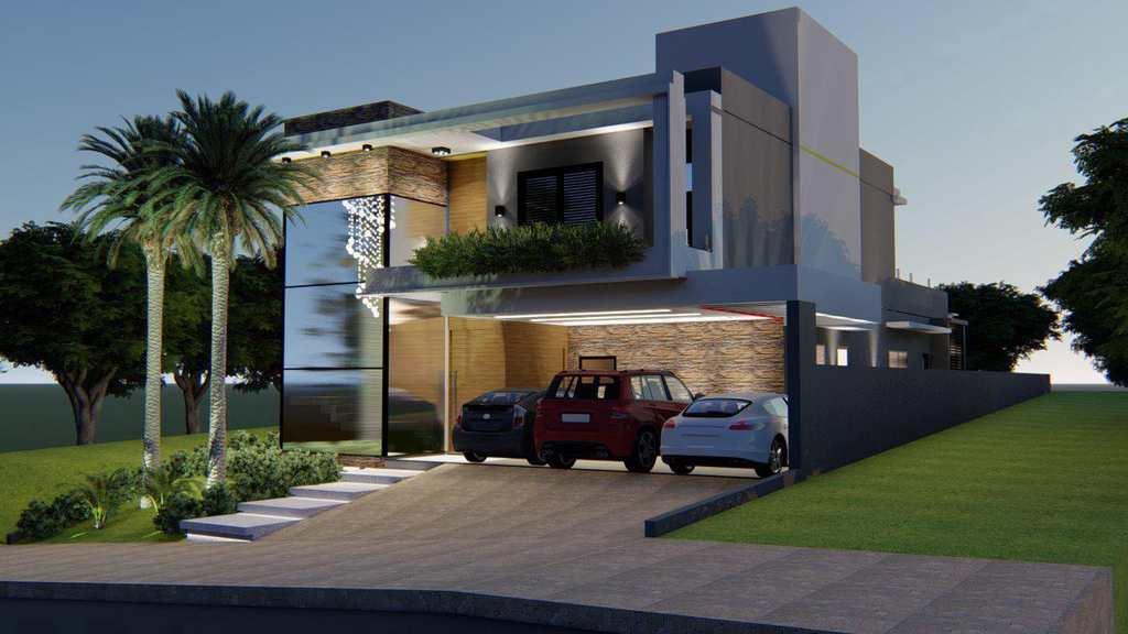 Casa de Condomínio em Ribeirão Preto, no bairro Vila do Golf