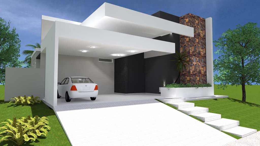 Casa de Condomínio em Bonfim Paulista, no bairro Alphaville