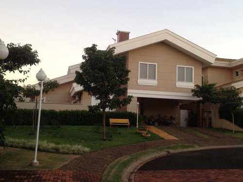Casa de Condomínio, código 1722453 em Ribeirão Preto, bairro Vila do Golf