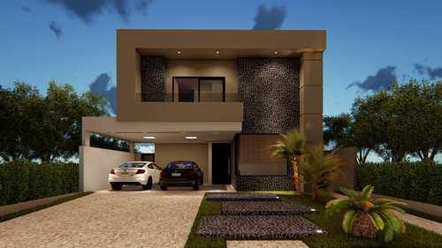 Casa de Condomínio, código 1722521 em Ribeirão Preto, bairro Vila do Golf