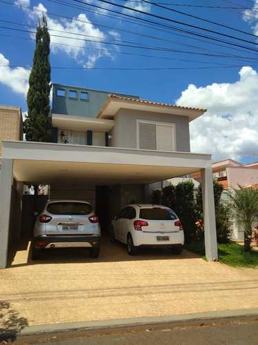Casa de Condomínio, código 1722532 em Ribeirão Preto, bairro Nova Aliança