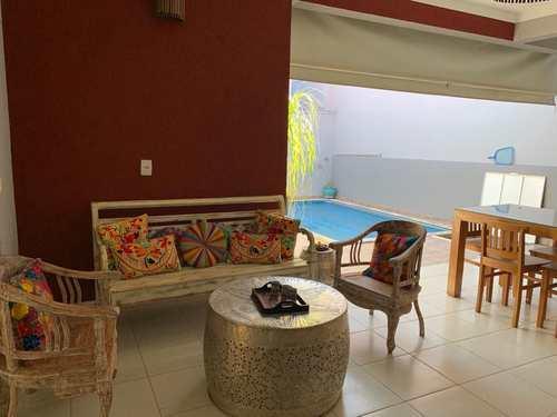 Casa de Condomínio, código 1722729 em Ribeirão Preto, bairro Nova Aliança
