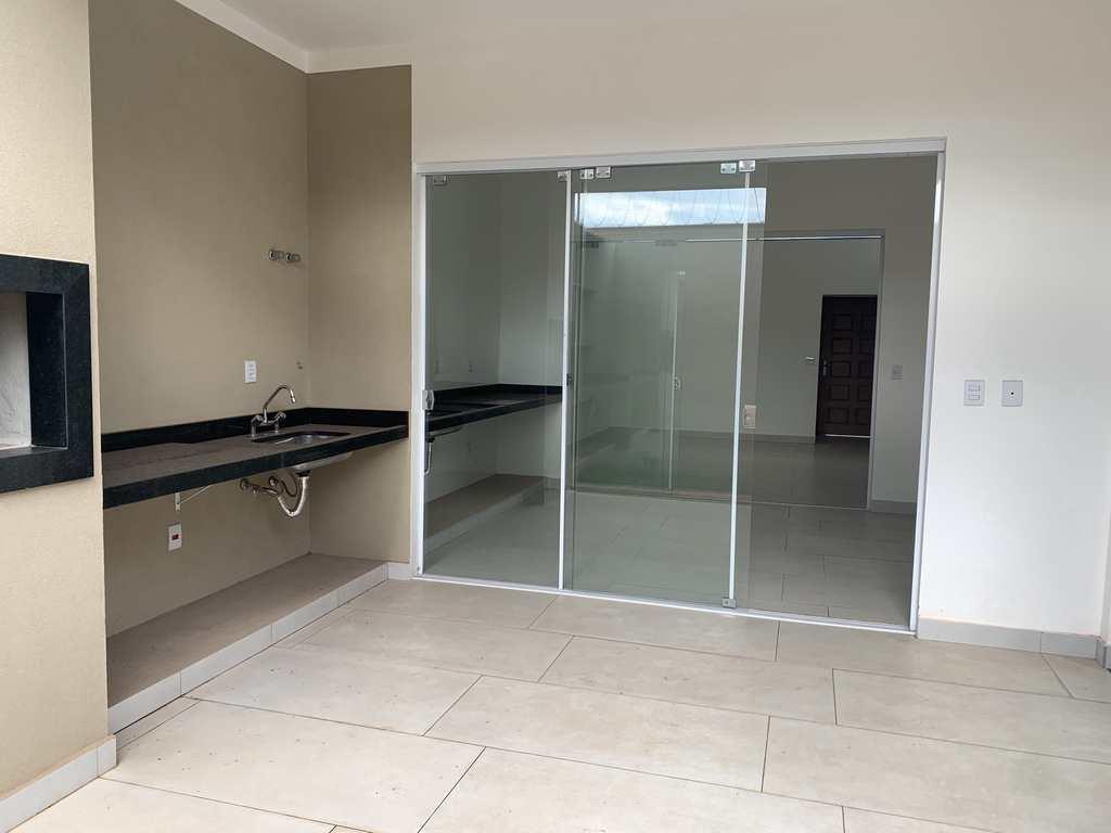 Casa de Condomínio em Ribeirão Preto, no bairro Recreio das Acácias