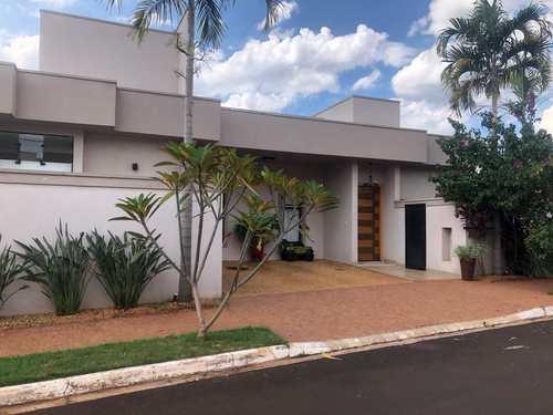 Casa de Condomínio, código 1722780 em Bonfim Paulista, bairro Condomínio San Marco