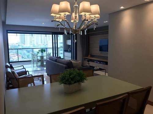 Apartamento, código 1722800 em Ribeirão Preto, bairro Bosque das Juritis