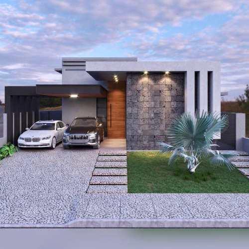 Casa de Condomínio, código 1722815 em Ribeirão Preto, bairro Vila do Golf