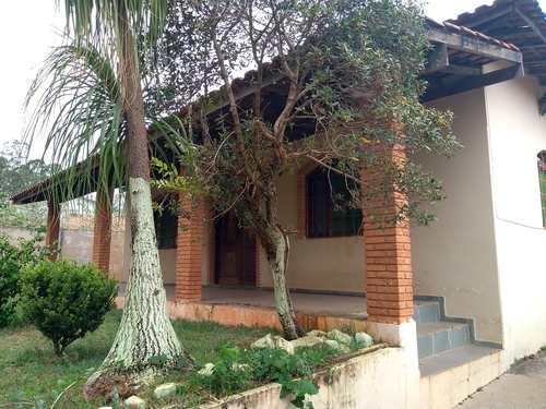 Casa, código 21 em Analândia, bairro Centro