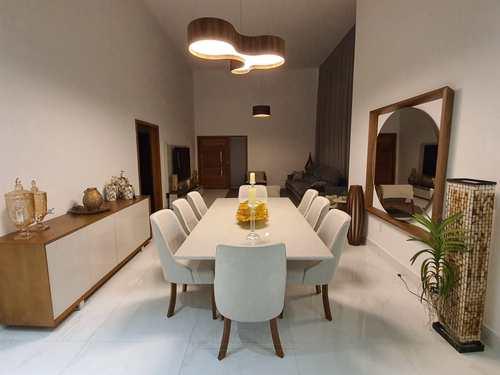 Casa de Condomínio, código 22 em Analândia, bairro Cavalinno
