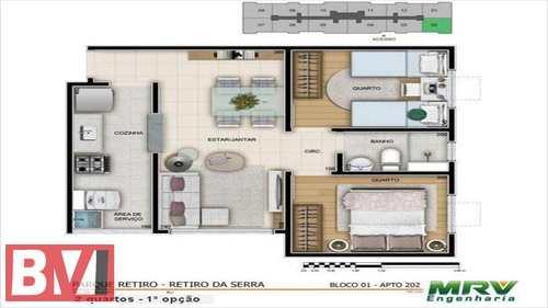 Apartamento, código 195 em Rio de Janeiro, bairro Cordovil