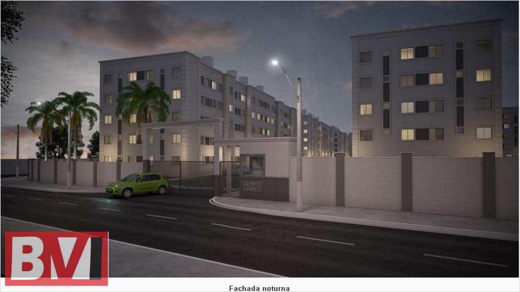 Apartamento em Rio de Janeiro, bairro Campo Grande