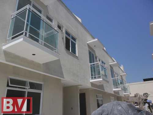 Casa de Condomínio, código 535 em Rio de Janeiro, bairro Braz de Pina
