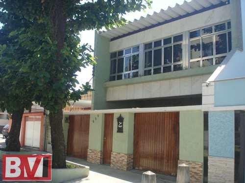 Casa, código 580 em Rio de Janeiro, bairro Vila da Penha