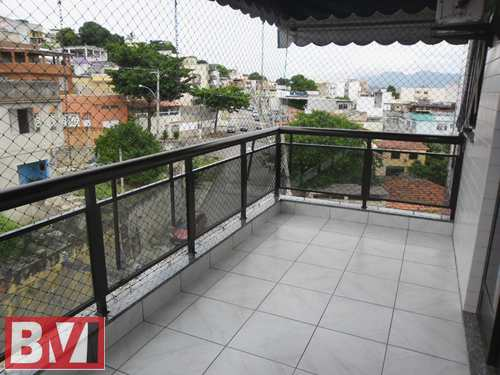 Apartamento, código 581 em Rio de Janeiro, bairro Braz de Pina