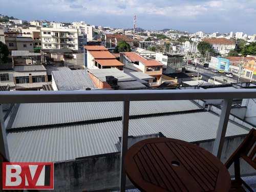 Apartamento, código 595 em Rio de Janeiro, bairro Madureira