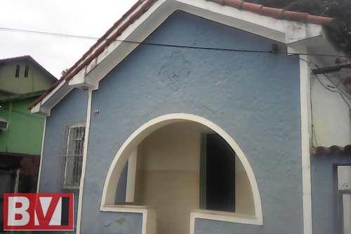 Casa, código 638 em Rio de Janeiro, bairro Irajá