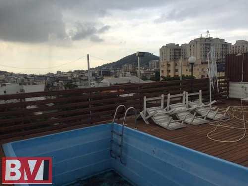 Cobertura, código 741 em Rio de Janeiro, bairro Vila da Penha