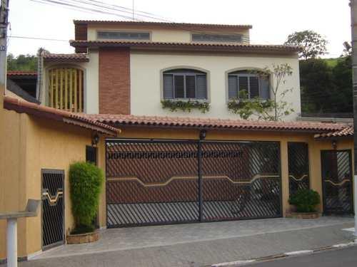 Casa, código 2076 em Guararema, bairro Centro