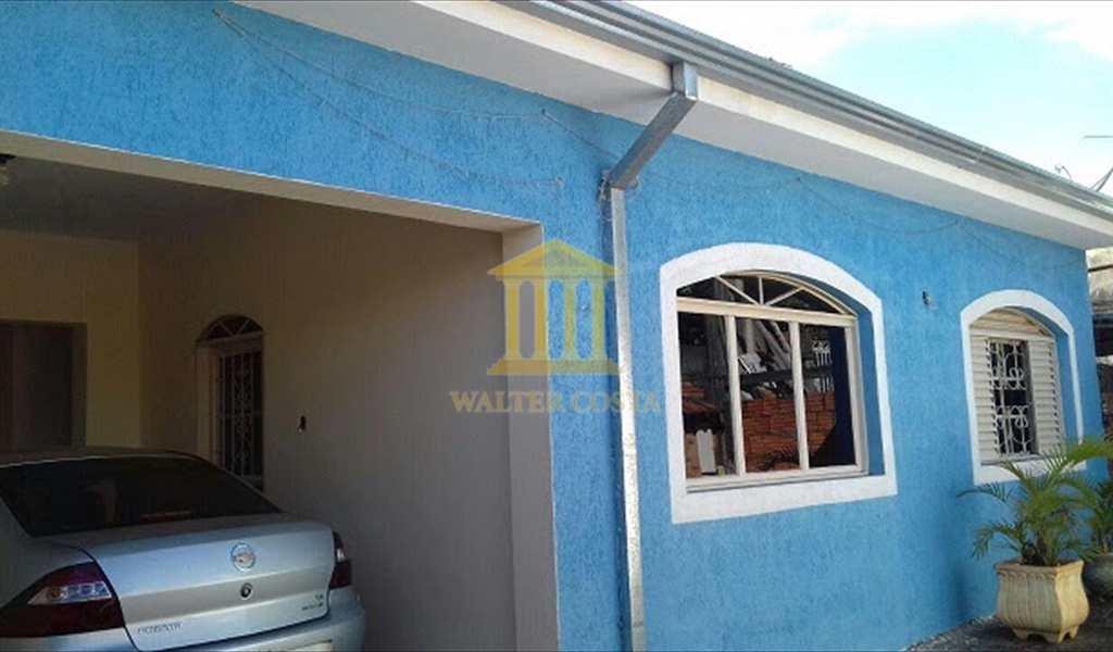 Casa em Sumaré, bairro Parque Yolanda (Nova Veneza)