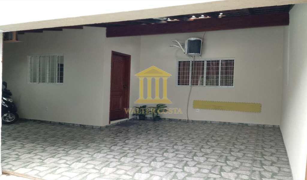 Casa em Campinas, bairro Vila Rica