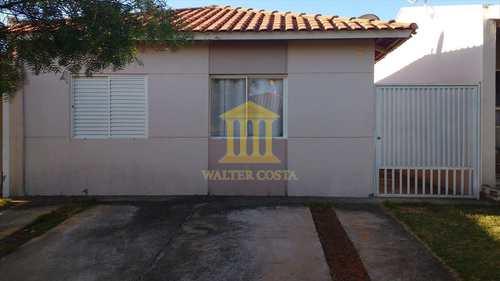 Casa de Condomínio, código 241 em Hortolândia, bairro Vila Inema