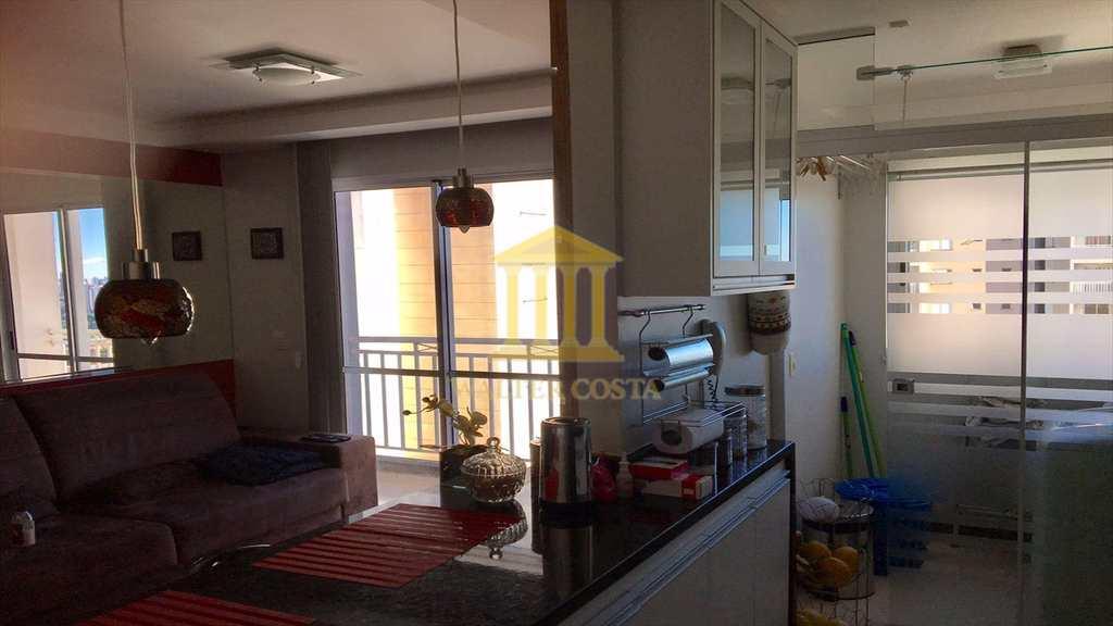Sala Living em Campinas, no bairro São Bernardo