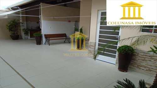 Casa, código 200 em Campinas, bairro Bosque de Barão Geraldo