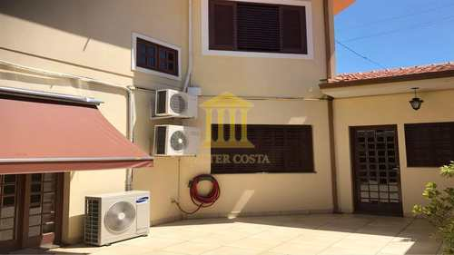 Sobrado, código 170 em Campinas, bairro Parque Taquaral