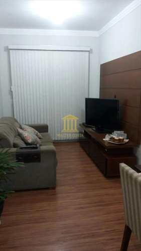 Apartamento, código 169 em Sumaré, bairro Jardim Residencial Ravagnani