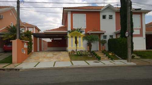 Sobrado de Condomínio, código 166 em Campinas, bairro Fazenda São Quirino