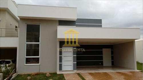 Sobrado de Condomínio, código 143 em Paulínia, bairro Parque Brasil 500