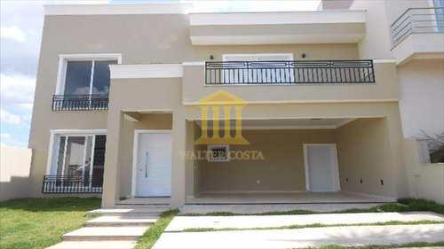 Sobrado de Condomínio, código 123 em Paulínia, bairro Parque Brasil 500
