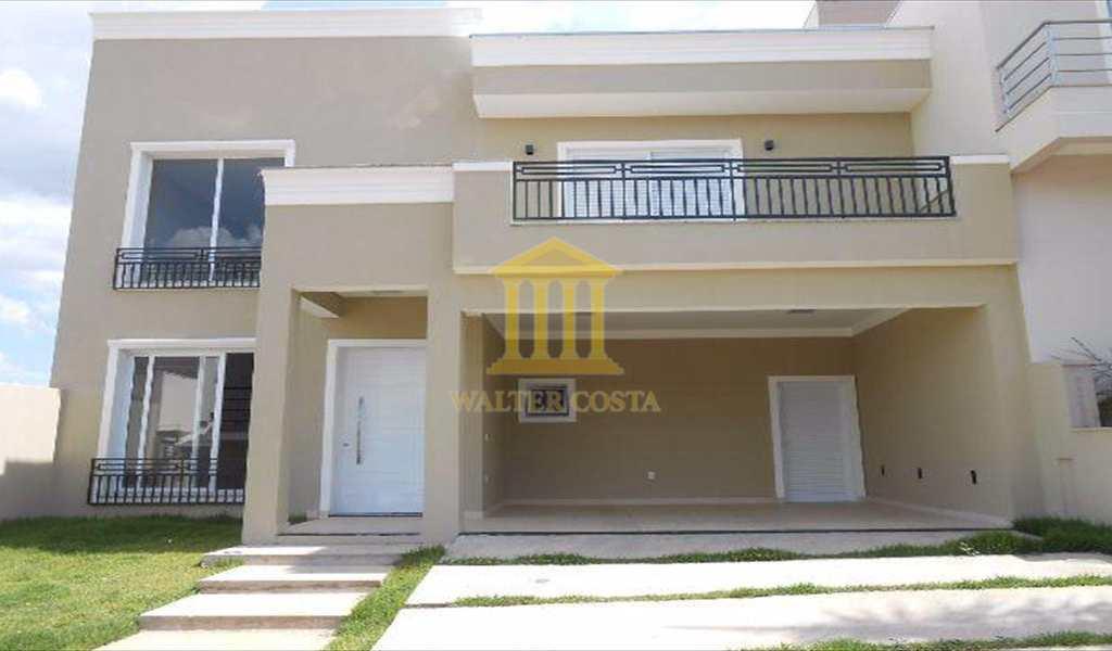 Sobrado de Condomínio em Paulínia, bairro Parque Brasil 500