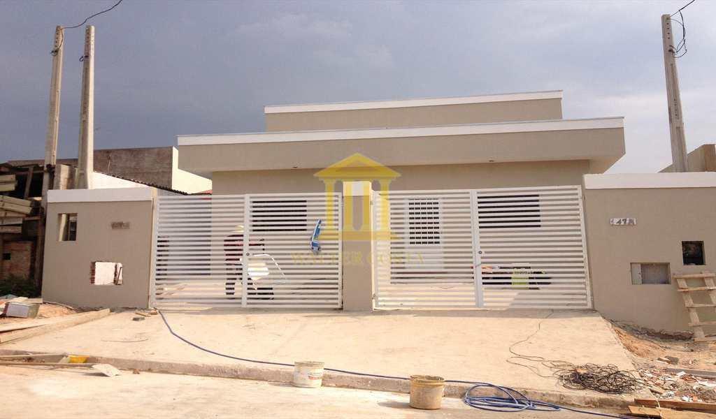 Casa em Paulínia, bairro Parque Bom Retiro
