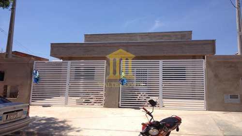 Casa, código 107 em Paulínia, bairro Parque Bom Retiro