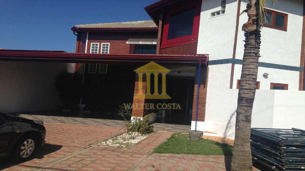 Sobrado de Condomínio em Campinas, no bairro Loteamento Caminhos de São Conrado (Sousas)
