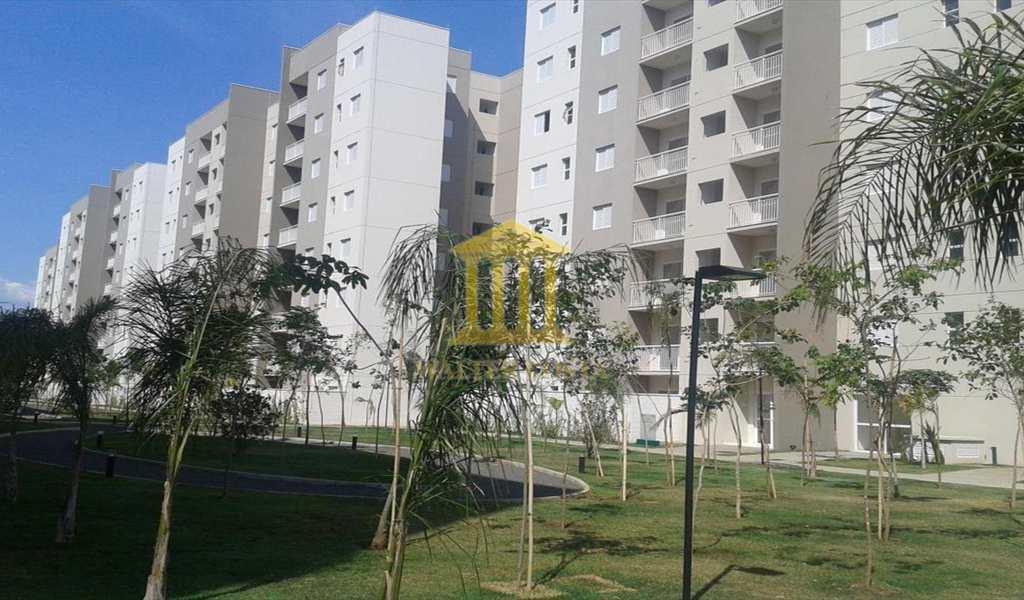 Apartamento em Paulínia, bairro Morumbi
