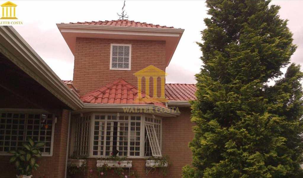 Casa em Paulínia, bairro Jardim América