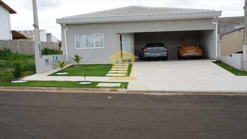 Casa de Condomínio, código 52 em Paulínia, bairro Jardim Planalto