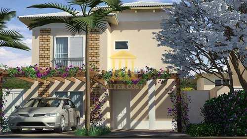 Casa de Condomínio, código 48 em Paulínia, bairro Parque Brasil 500