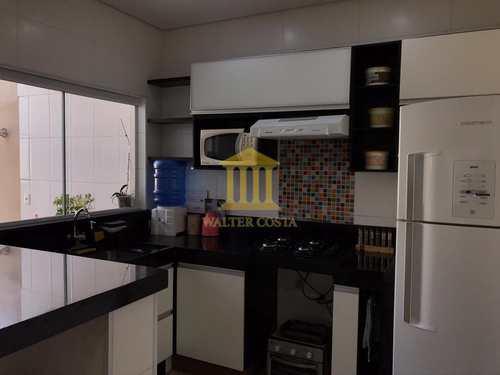 Casa, código 44 em Paulínia, bairro João Aranha
