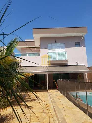 Casa de Condomínio, código 254 em Paulínia, bairro Jardim Planalto