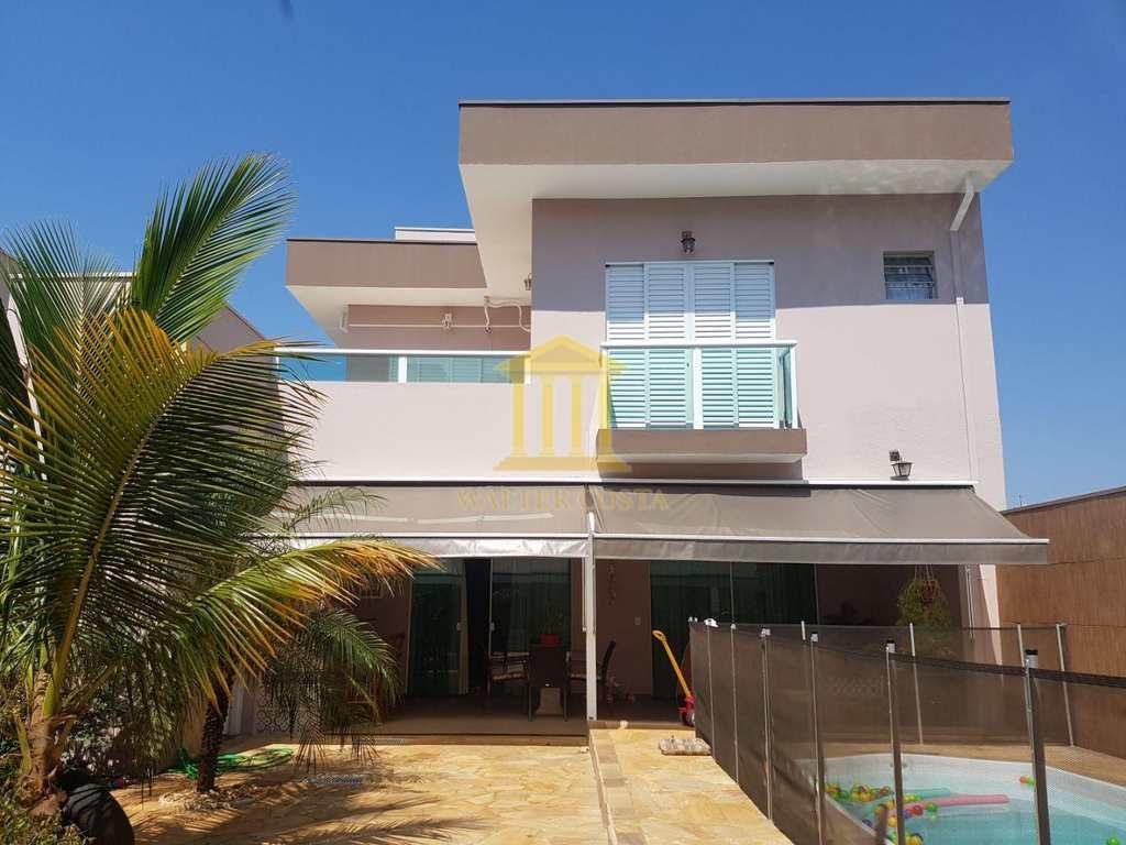 Casa de Condomínio em Paulínia, no bairro Jardim Planalto
