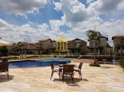Casa de Condomínio, código 256 em Paulínia, bairro Parque Brasil 500
