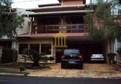 Casa de Condomínio, código 258 em Paulínia, bairro Parque Brasil 500