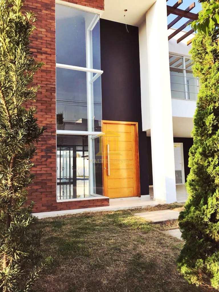 Casa de Condomínio em Paulínia, no bairro Parque Bom Retiro