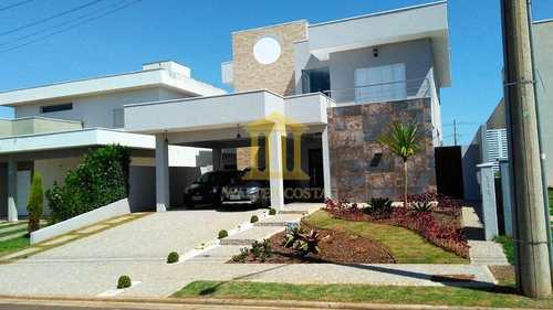 Sobrado, código 263 em Paulínia, bairro Parque Brasil 500