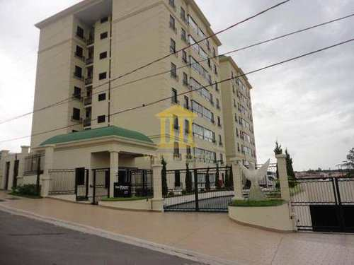 Apartamento, código 277 em Paulínia, bairro Jardim Ypê
